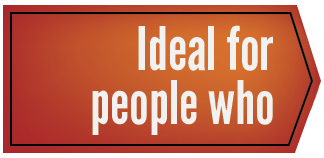 Ideal for People who